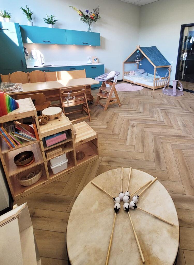 Montessori-speelgoed bij Nova