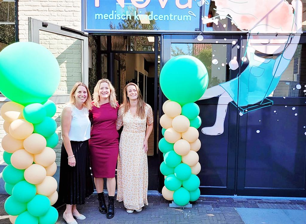 Opening Nova Medisch Kindcentrum